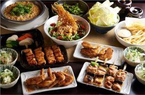 とりいちず 池袋東口店の食べ飲み放題コース